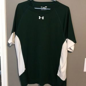 Men's Under Armour Heat Gear loose fit t-shirt